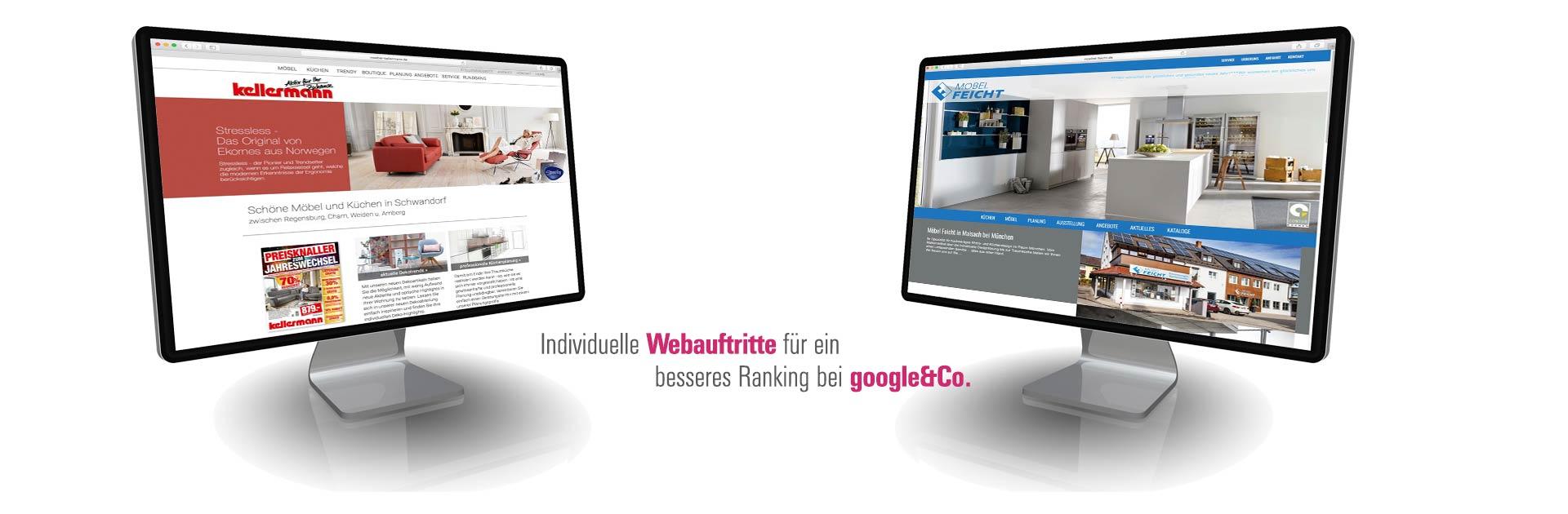Webdesign und SEO Agentur in München Romanek mediamodule ...